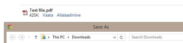 gmailis-allalaetava-faili-teekonna-maaramine