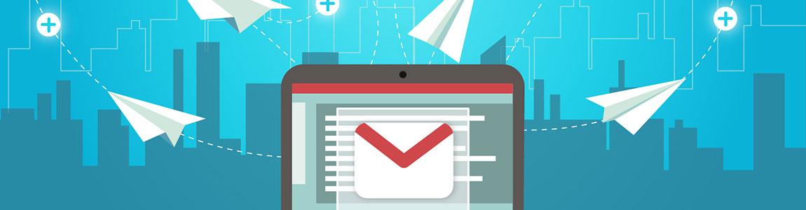 Gmailis teise e-posti aadressi kasutamisest