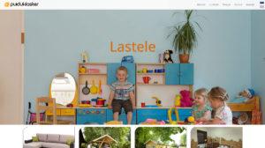 Kagu-Eesti Puiduklaster koduleht