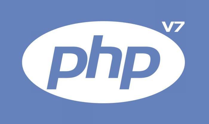 php 7 logo