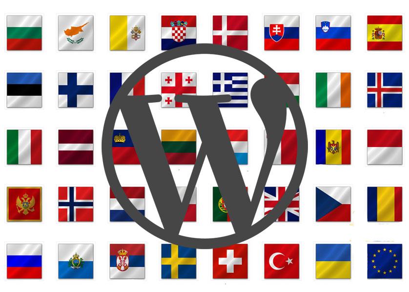 Kuidas WordPressi adminliidese keelt muuta?