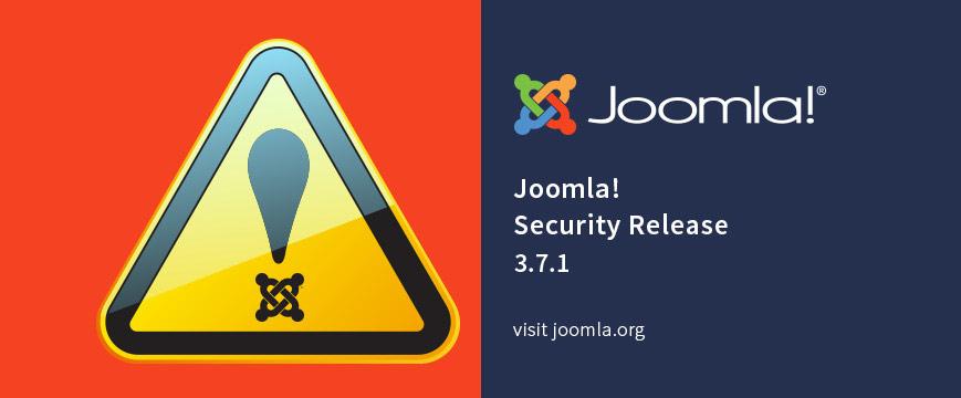 Joomla! 3.7.1 kriitiline turvaparandus tulemas