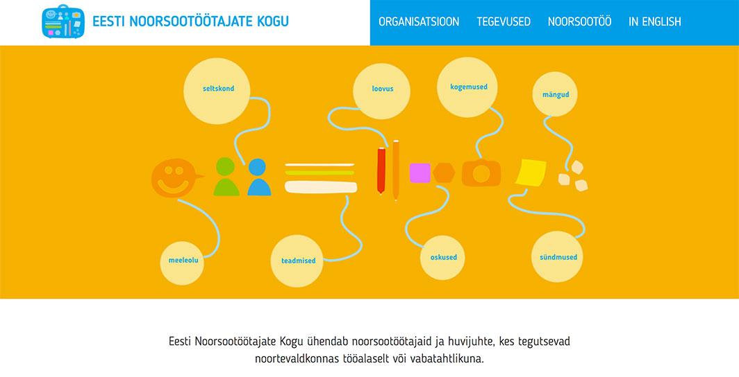 Koduleht – Eesti Noorsootöötajate Kogu
