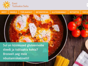 Eesti Tsöliaakia Seltsi koduleht