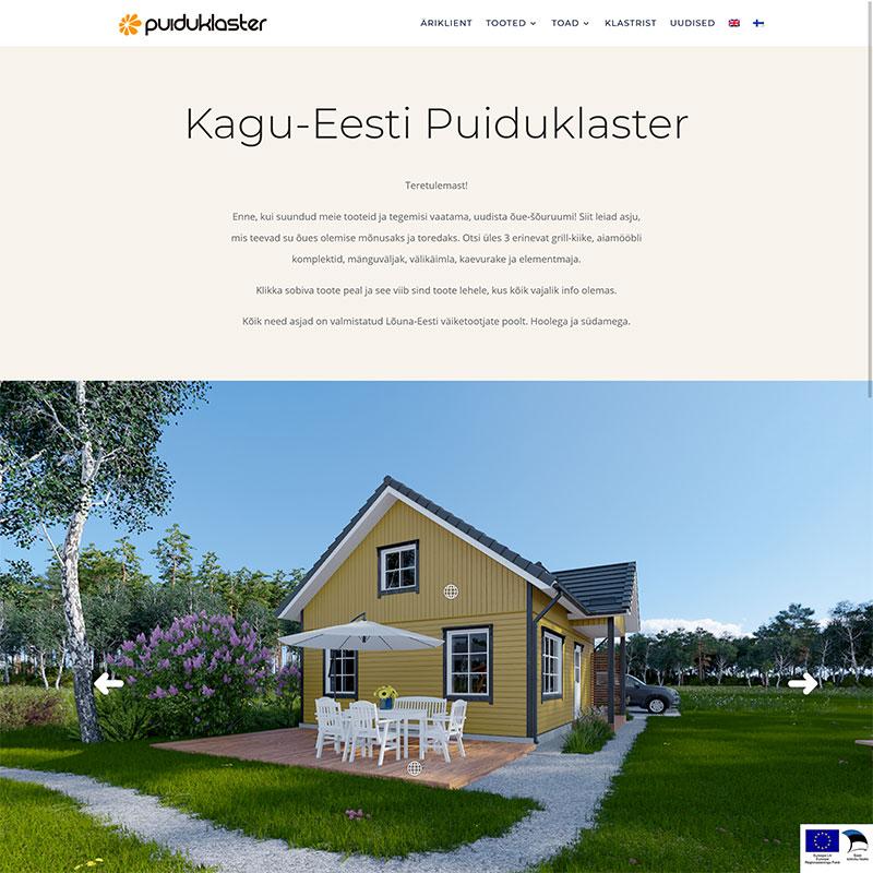 Kagu-Eesti Puiduklaster